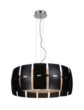 MD 2050-4BL Lampa wisząca Taurus czarna