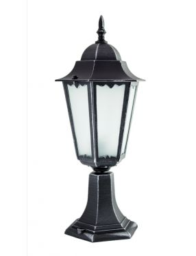 Retro clas II lampa stojąca czarna 55 cm