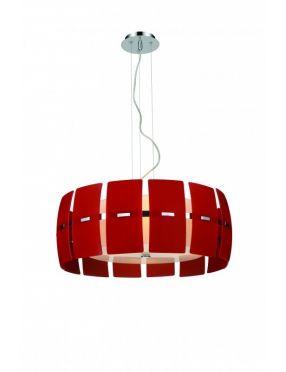 MD 2050-4R Lampa wisząca Taurus Red