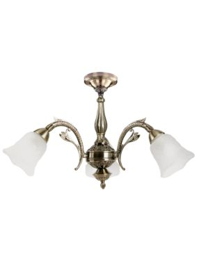 Konsta- krótka  lampa wisząca 3pł