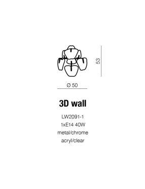 LW2091-1 3D kinkiet