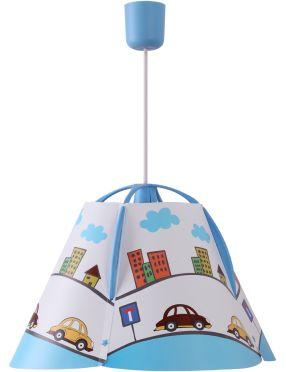 Lampa wisząca dziecięca Sweet samochody