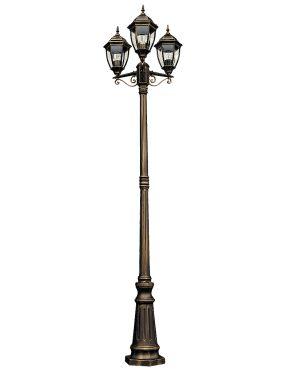 Lampa stojąca  Toronto maszt 3pł