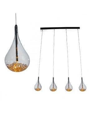 Lampa wisząca Perla 4