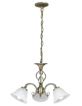 Lampa wisząca  Beckwor 3pł