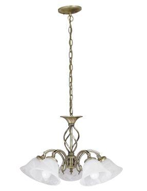 Lampa wisząca  Beckwor 5pł