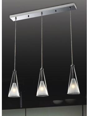 Lampa wisząca Butio 3pł Italux