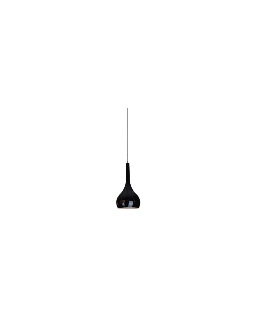 LP5114-1BK Lampa Wisząca Soul 1 black  Azzardo