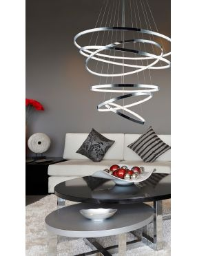 Lampa WHEEL 6 PENDANT Azzardo
