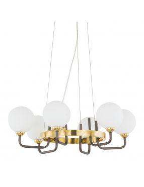 8199-6P Arkeno lampa wisząca Italux  Rabaty