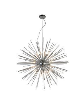 DEL-6612-90 Sirius 90 chrome lampa Azzardo