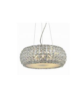 Rabaty!!!  5024-5P Lampa wisząca kryształowa Sophia 5 Azzardo