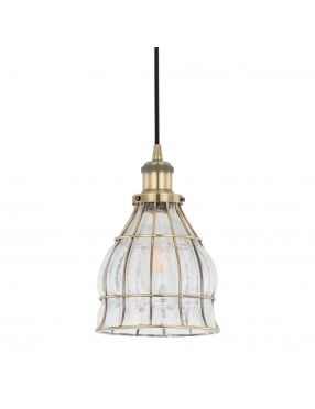 Rabaty!!! DS-G-79 Finter lampa wisząca loftowa Italux