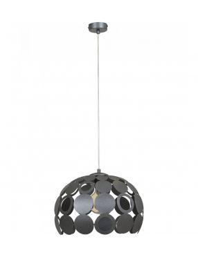 Rabaty!!! 001560 Lampa wisząca kula grafitowa