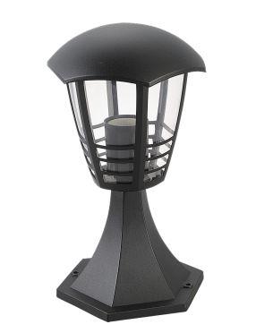 Rabaty!!! 8619Marseille lampa stojąca ogrodowa czarna Rabalux