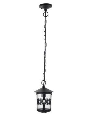 Rabaty!!! 8538  Palma lampa ogrodowa  wisząca czarna Rabalux