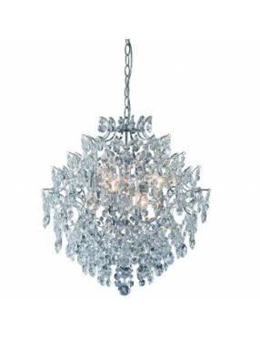 Rabaty!!! 100533 Rosendal lampa kryształowa  wisząca  chrom Markslojd