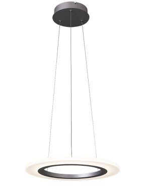 Rabaty 2428 Adrienne lampa wisząca ring ledowa Rabalux