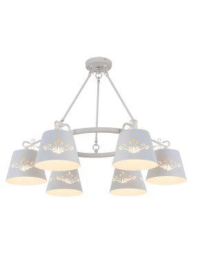 Rabaty!!! 2235 Anna lampa wisząca 6pł industrialna Rabalux