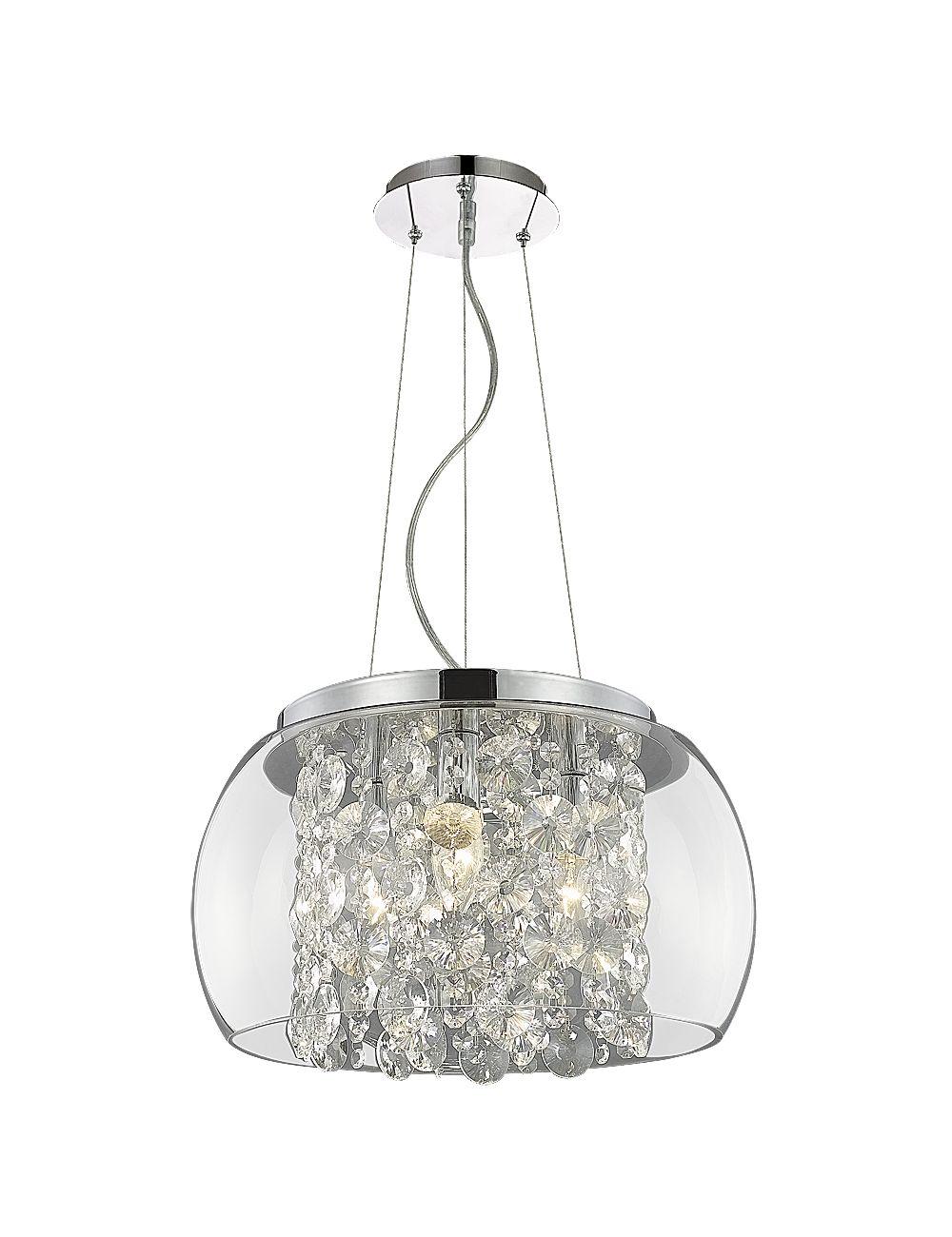 Rabaty!!! 2820 Brillant lampa wisząca szklana Rabalux