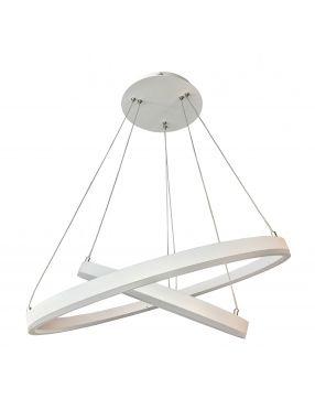 5239-874RP-WH-3 Jovita lampa wisząca ring ledowa Italux
