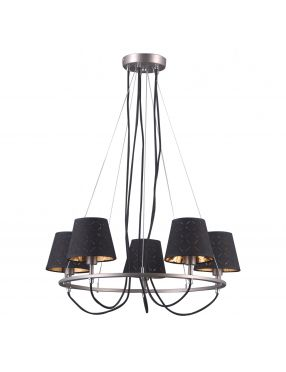 MD38999/5  Terry lampa wisząca loftowa Italux