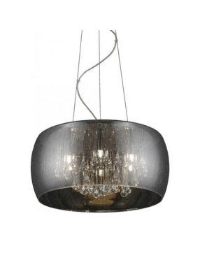 Lampa wisząca nowoczesna szklana Rain 40  Zuma Line
