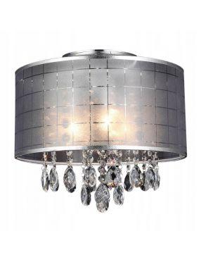 Rabaty!!! MXM2046-3L Kiki plafon z kryształkami Italux