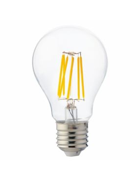 Żarówka ledowa filament E 27 10 W barwa ciepła A60