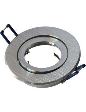 Oprawa podtynkowa wpuszana okrągła aluminium Roda