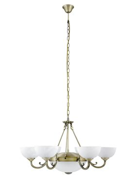 8546 Marlene lampa wisząca 6pł Rabalux