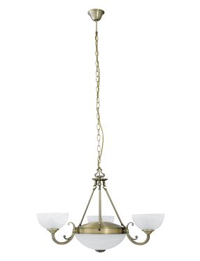 8543 Marlene lampa wisząca 3pł Rabalux
