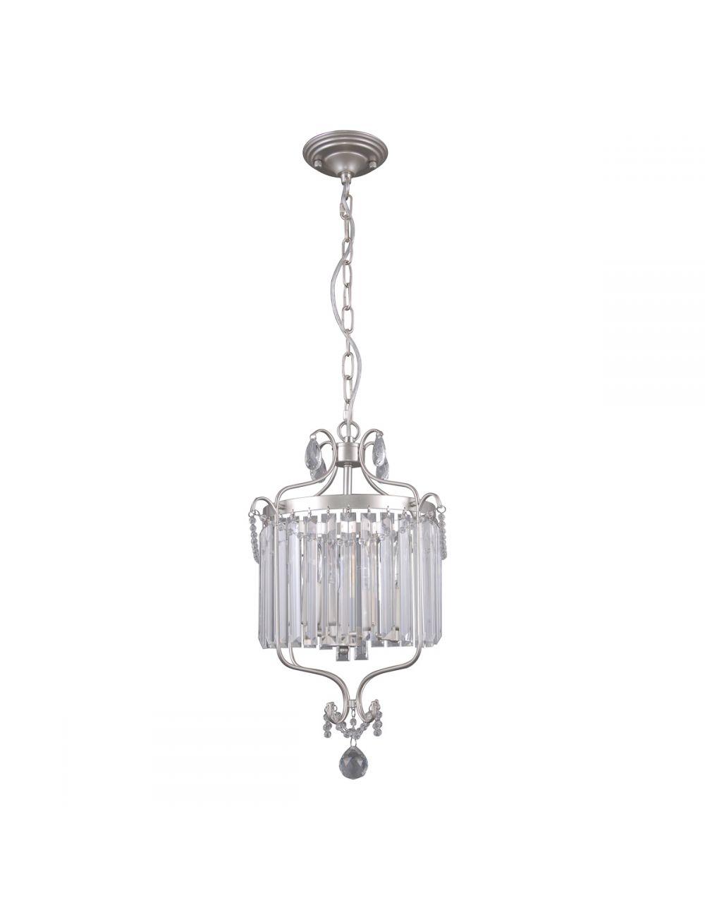 Lampa wisząca kryształowa Rinaldo Italux PND-33057-3-CH.S