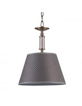 Elegancka lampa wisząca Zanobi pojedyncza Italux PND-43272-1