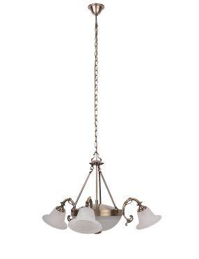 8553 Orchidea lampa wiszaca 3pł Rabalux