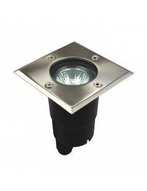 Lampa najazdowa wpuszczana kwadratowa Pabla SU-MA 4725 B