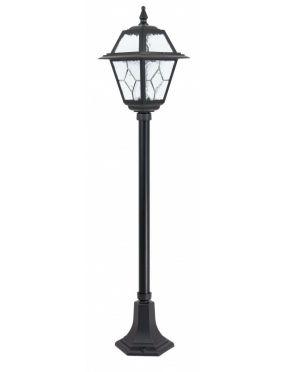 Lampa ogrodowa stojąca Witraż 110 cm  SU-MA K 5002/2 N
