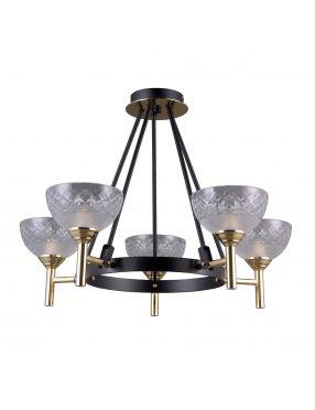 Tomasso lampa wisząca klasyczna Italux PNPL-43027-5