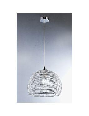Justin lampa wisząca pojedyncza kula Italux MD12068-1B