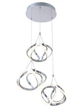 Nowoczesna lampa wiszaca ledowa ring Palmira Rabalux 5771