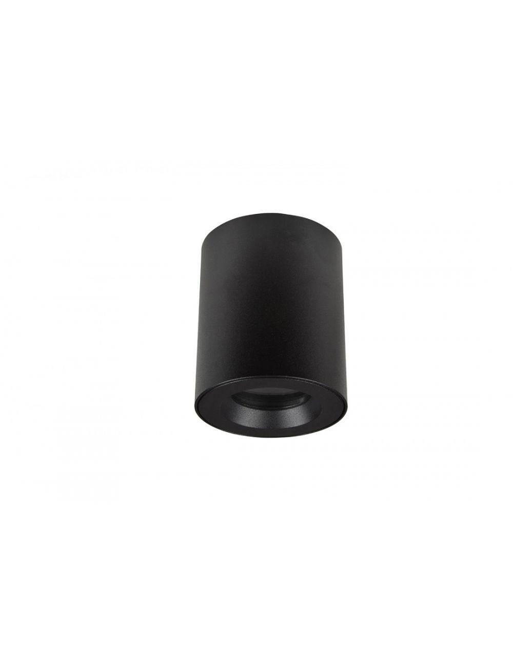 Lampa natynkowa tubka szczelna IP 54 Aro Azzardo GM4111 BK / AZ2558