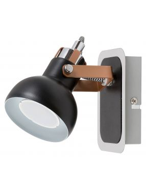 Kinkiet ścienny reflektorek spot Balzak 1 Rabalux 5609