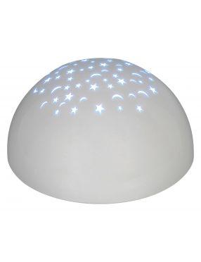 Lampka dla dzieci projektor gwiazd ledowy Lina Rabalux 1470