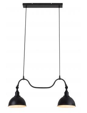 Lampa wisząca metalowa podwójna loftowa Marc Rabalux 2274