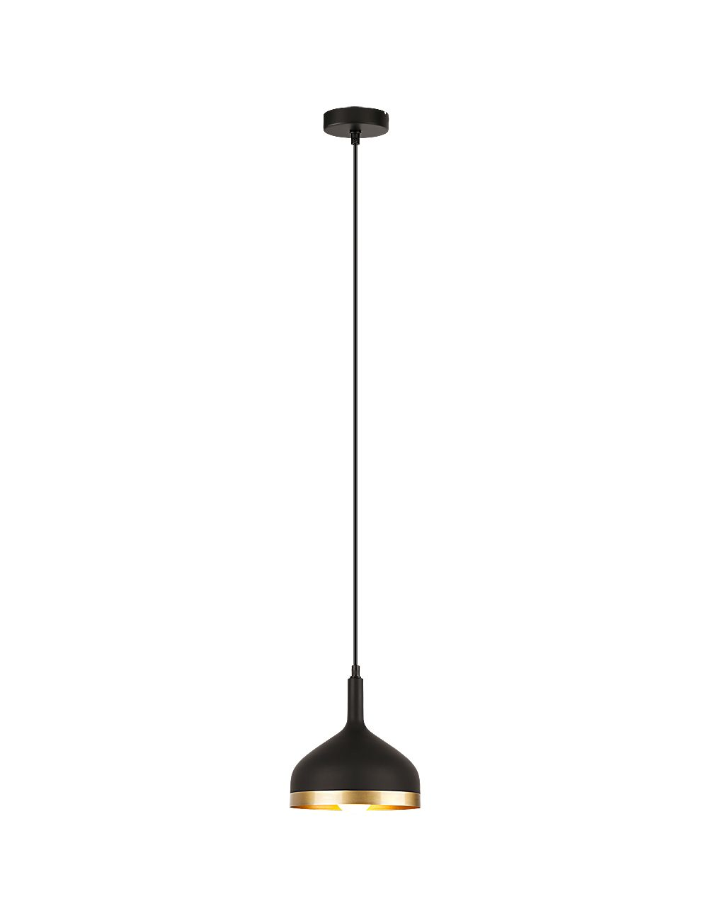 2710 Kevin lampa czarna Rabalux