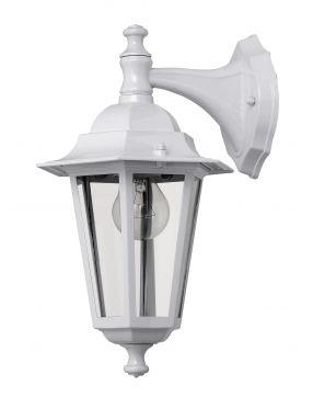 Kinkiet ogrodowy zewnętrzny latarynka biały Velence Rabalux 8201