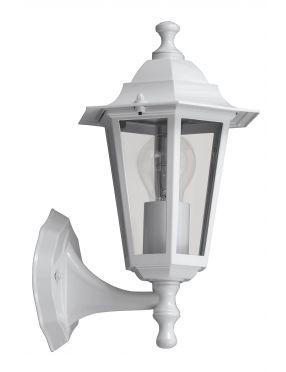 Kinkiet ogrodowy zewnętrzny latarynka biały Velence Rabalux 8203