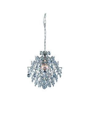 100525 Rosendal lampa wisząca chrom  Markslojd