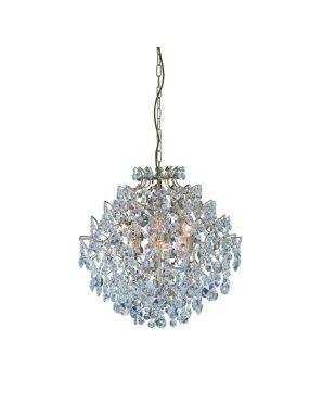 100532 Rosendal lampa wisząca  złota Markslojd