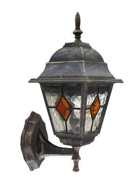 Kinkiet ogrodowy zewnętrzny latarynka patyna Monaco Rabalux 8182